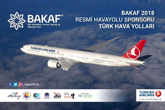 Türk Hava Yolları BAKAF 2018'e Sponsor Oldu