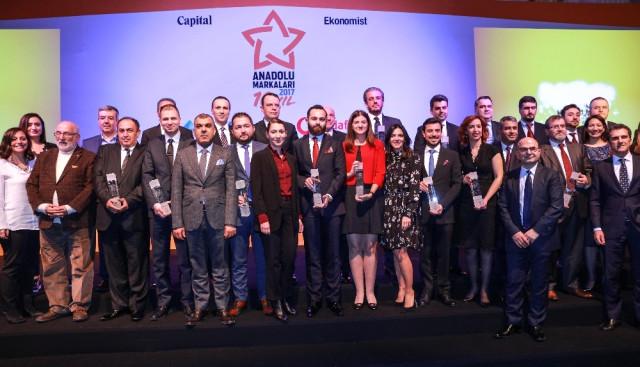 Vodafone Türkiye ve Fibabanka Sponsorluğunda Anadolu Markaları Yarışması