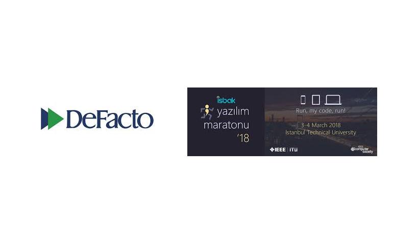 Yazılım Maratonu Sponsoru DeFacto