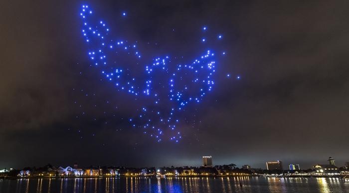 Intel Gösterisi İle Guinness Dünya Rekoru Kırdı