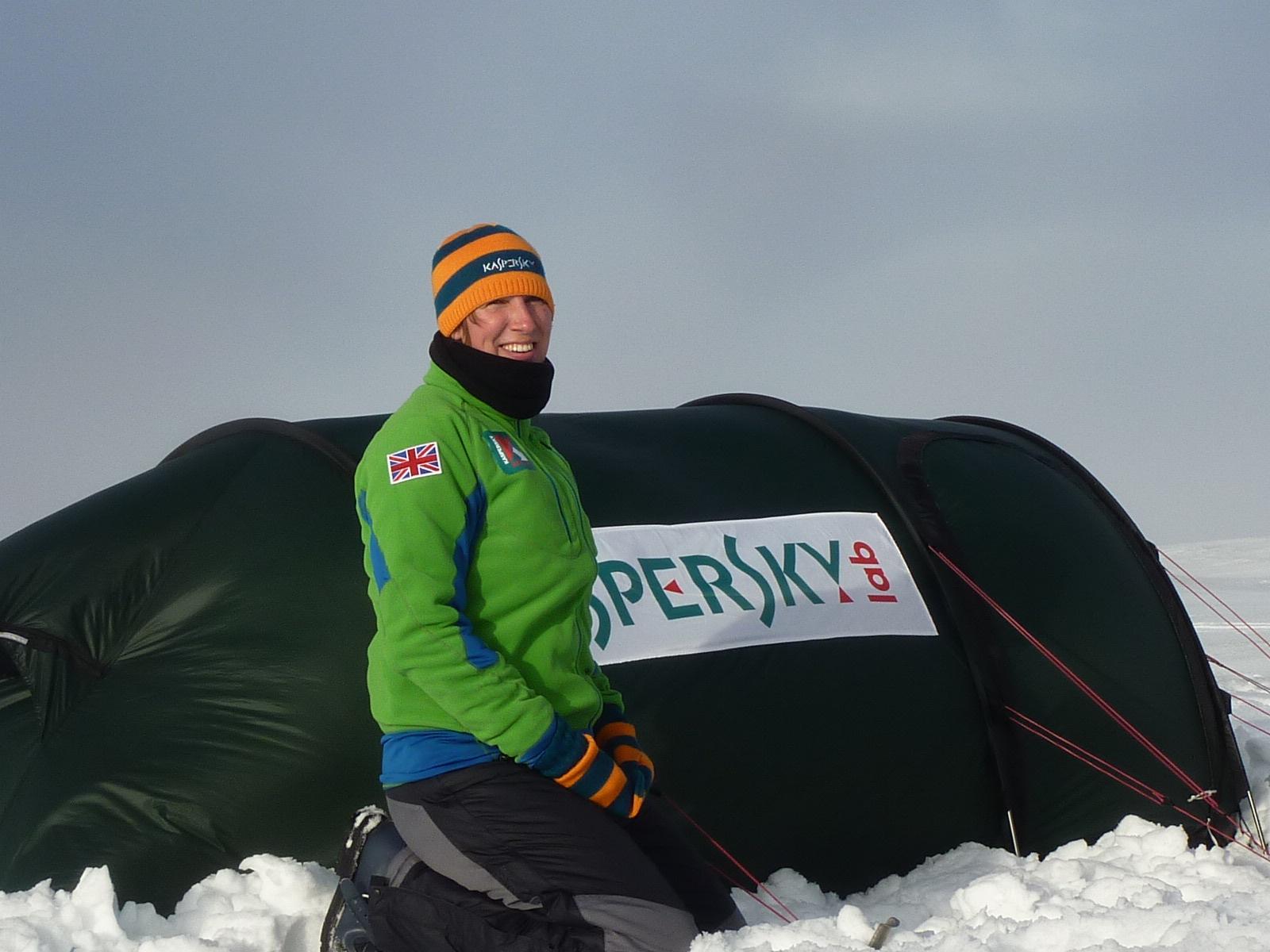 Kaspersky Lab Sponsorluğunda 12 Kadın Maceracı Kuzey Kutbu'na Gidecek
