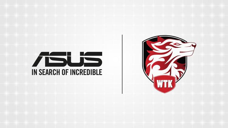 ASUS, Wolfteam Türkiye Kupası 2018'in Ana Sponsoru