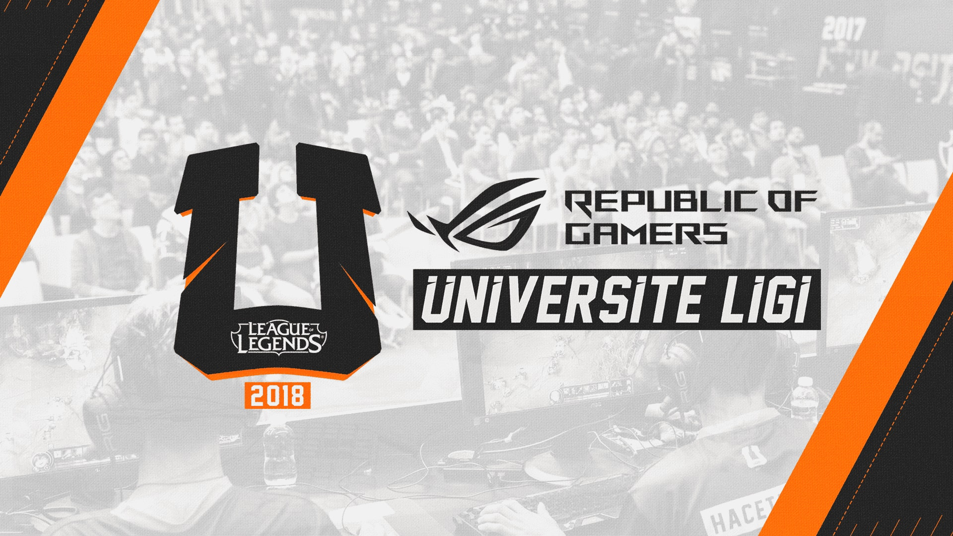 Asus ROG League of Legends Üniversite Ligin'e Ana Sponsor Oldu