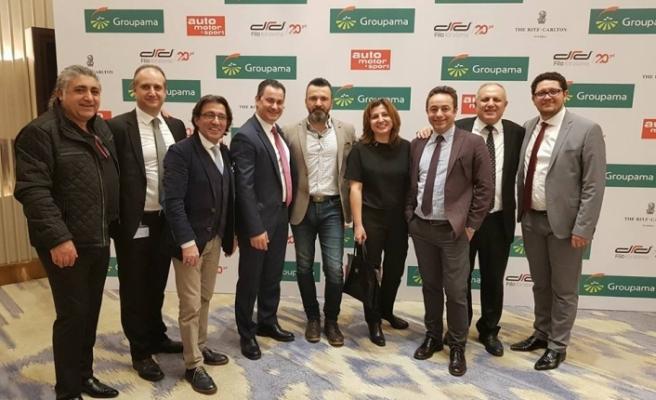 Groupama Sigorta, Best Cars 2018 Ödüllerine Ana Sponsor