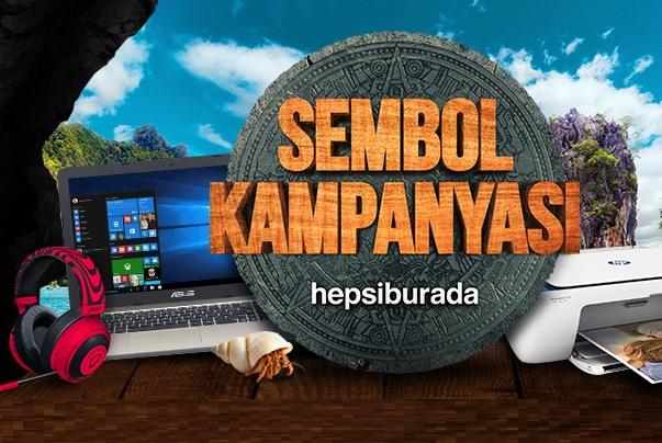 Hepsiburada, Survivor'da 'Sembol Oyunları'nın Sponsoru