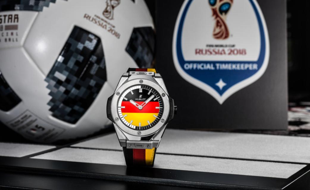Hublot Sponsorluğunda 2018 Rusya Dünya Kupası