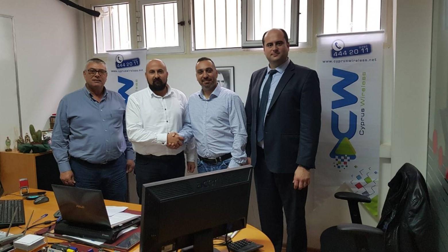 Cyprus Wireless Solutions LTD Anasponsor Oldu