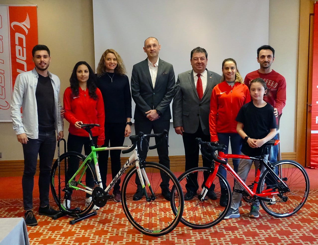 Accell Bisiklet Triatlon Sponsorluğuna Devam Edecek