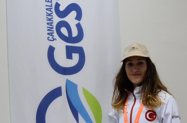 Şampiyon Buse Aygün'ün Sponsoru GESTAŞ