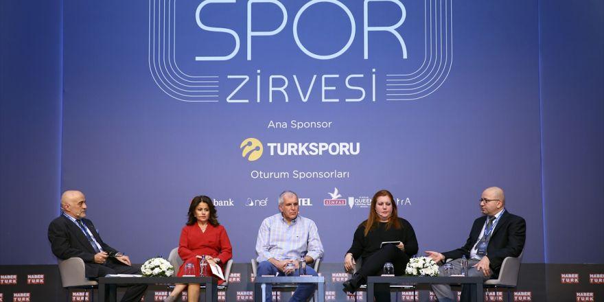 Habertürk Türkiye Spor Zirvesi – Voleybol ve Futbol'da Sponsorluk