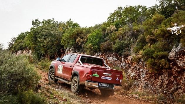 BFGoodrich, Rally Halikarnassos Yarışına Sponsor Oldu