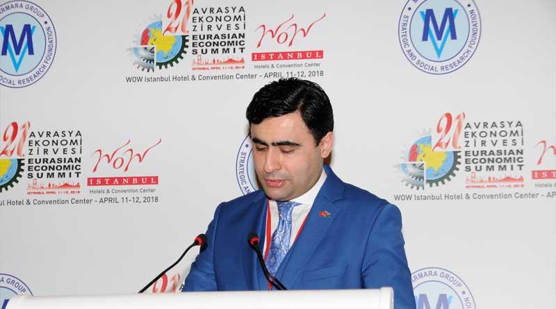 SOCAR Türkiye Sponsorluğunda 21. Avrasya Ekonomi Zivesi