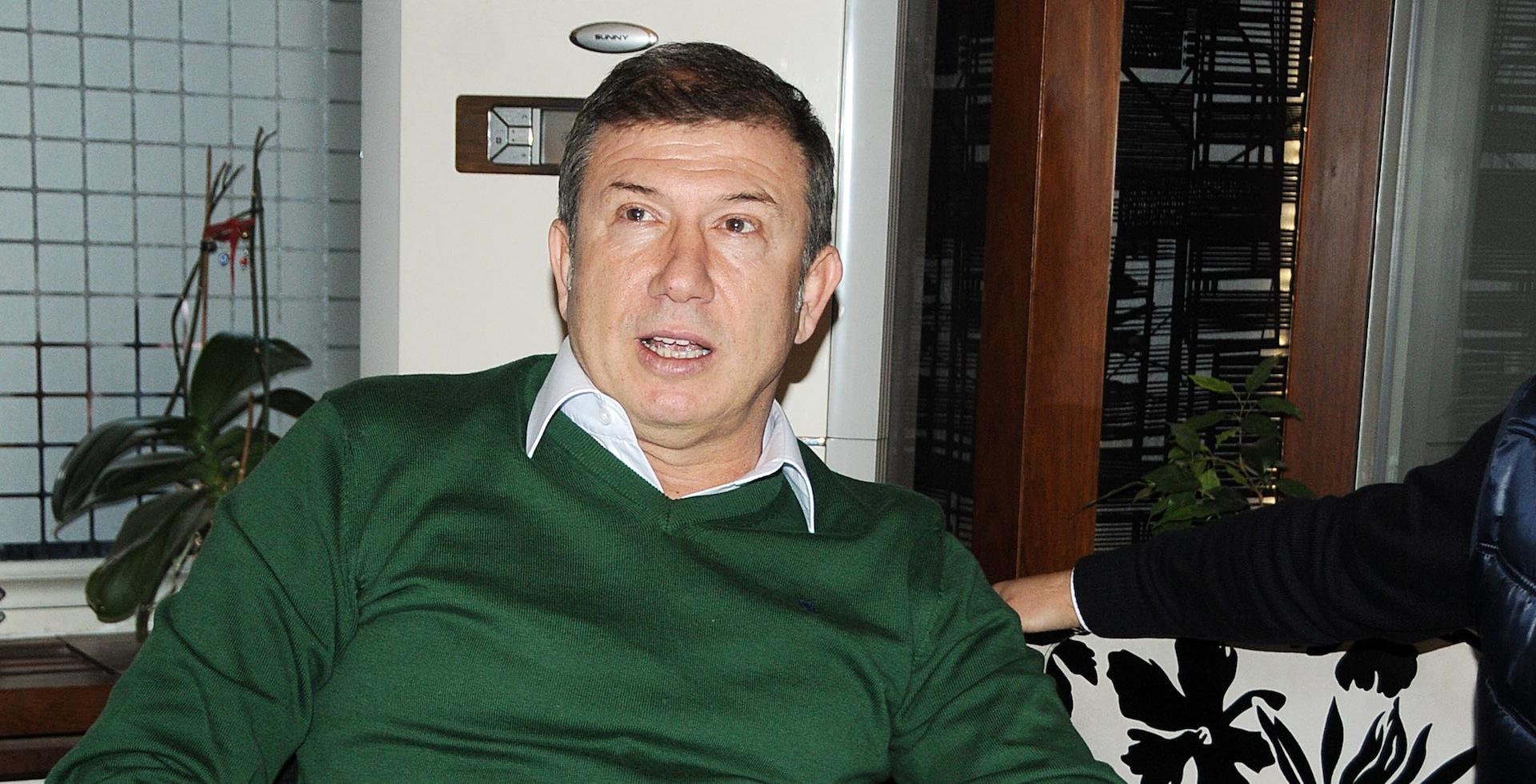Tanju Çolak İle Eskişehirspor Sponsorluk Anlaşması İmzaladı