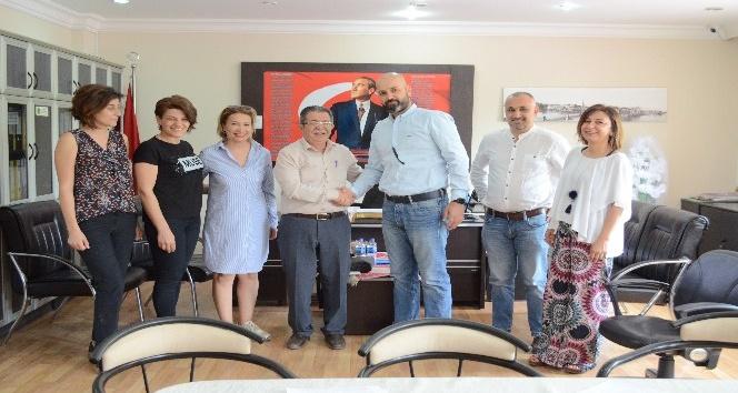 Vortex, Adana Mesleki Eğitim Merkezi Atölyesini Yeniledi
