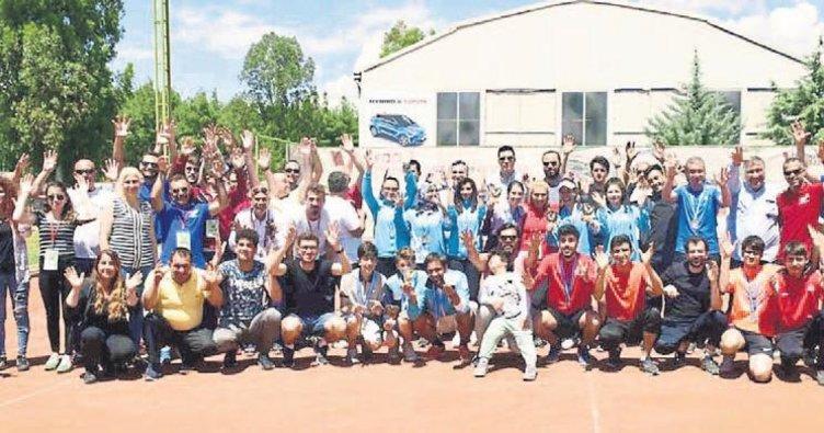 İşitme Engelliler Tenis Türkiye Şampiyonası Ana Sponsorluğu