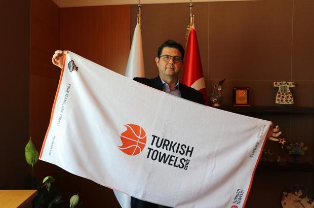 """Dörtlü Final'de """"Turkish Towels"""" Markalı Havlu Kullanılacak"""