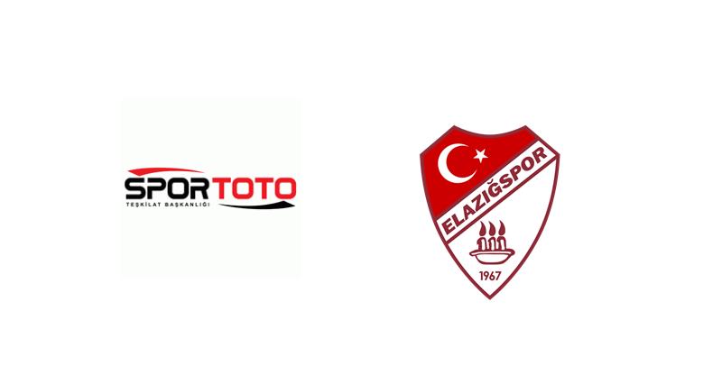 Elazığspor'a, Spor Toto Teşkilat Başkanlığı Sponsorluğu