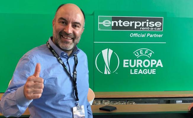 Enterprise, UEFA Avrupa Ligi Sponsorluğuna Devam Ediyor