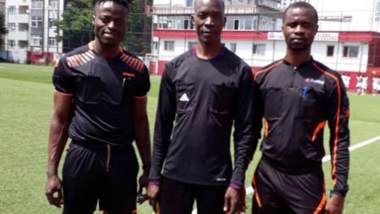 Kameni, İstanbul'daki Afrika Kupası'na Sponsor Oldu