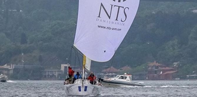 NTS Danışmanlık, Petek Teknesi'ne Sponsor Oldu