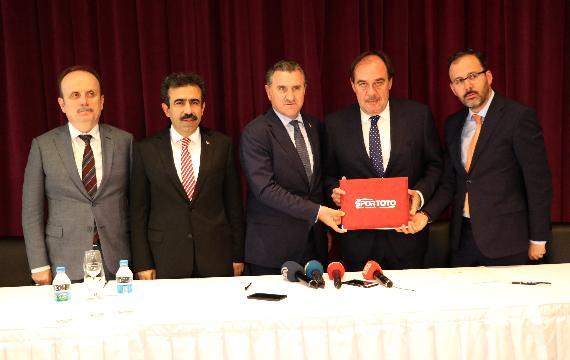Spor Toto, Süper Lig İsim Sponsorluğuna Devam Edecek