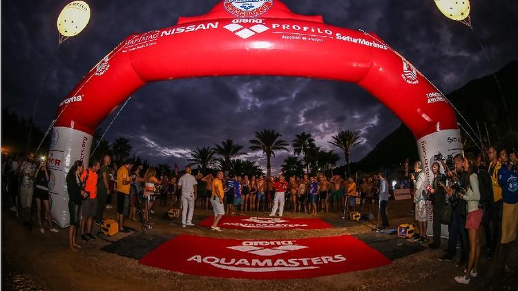 Uluslararası Arena Aquamasters Yüzme Şampiyonası Sponsorluğu