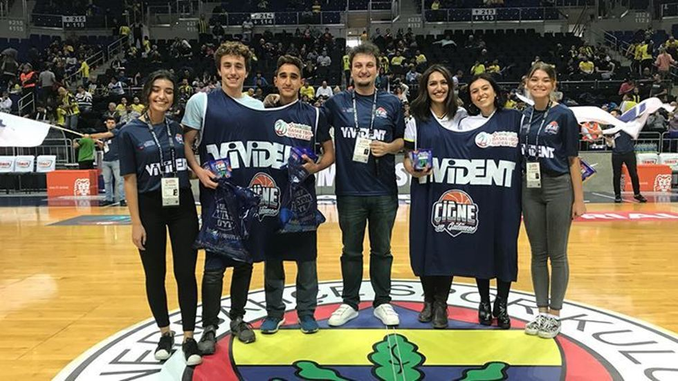 Vivident, Basketbol Süper Ligi Ana Sponsorluğuna Devam Edecek