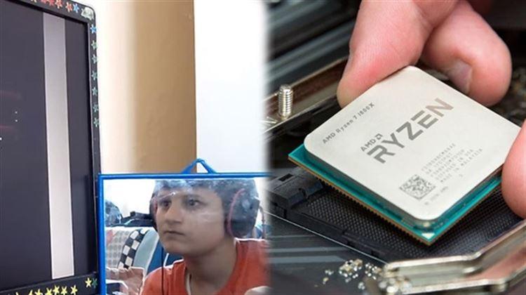 AMD Genç YouTuber'a Sponsor Oldu