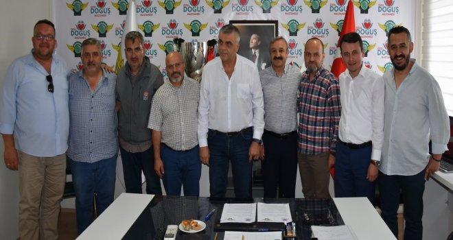 Akhisar Belediyespor'un sağlık sponsoru Akhisar Özel Doğuş Hastanesi oldu