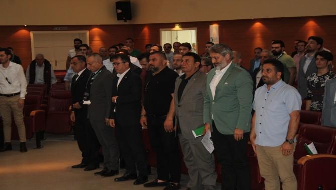 Kocaelispor Mali Kongresinde Bilanço Açıklandı