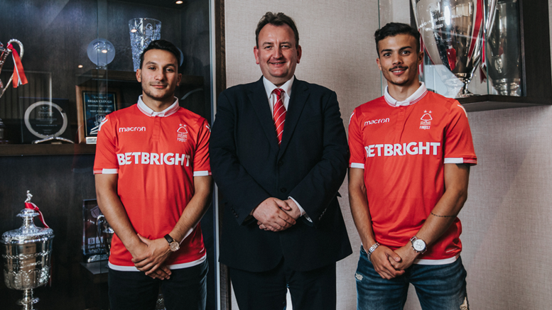 Nottingham Forest'ın Yeni Bahis Sponsoru BetBright Oldu