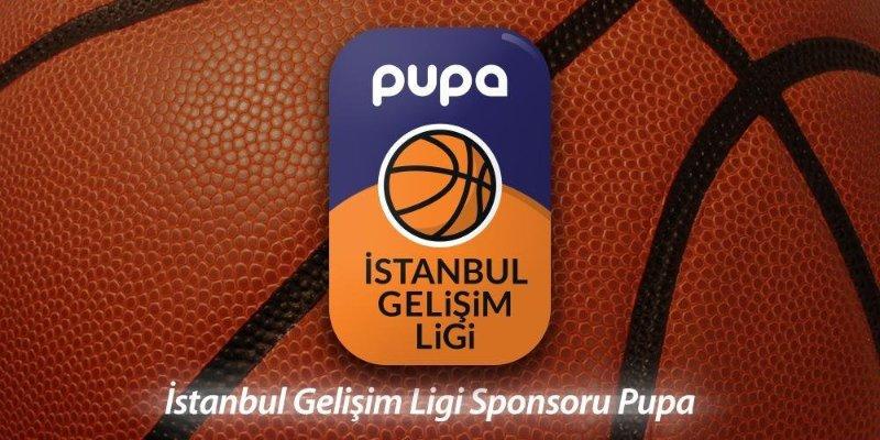 Pupa Bilişim , İstanbul Gelişim Ligi'ne Sponsor Oldu
