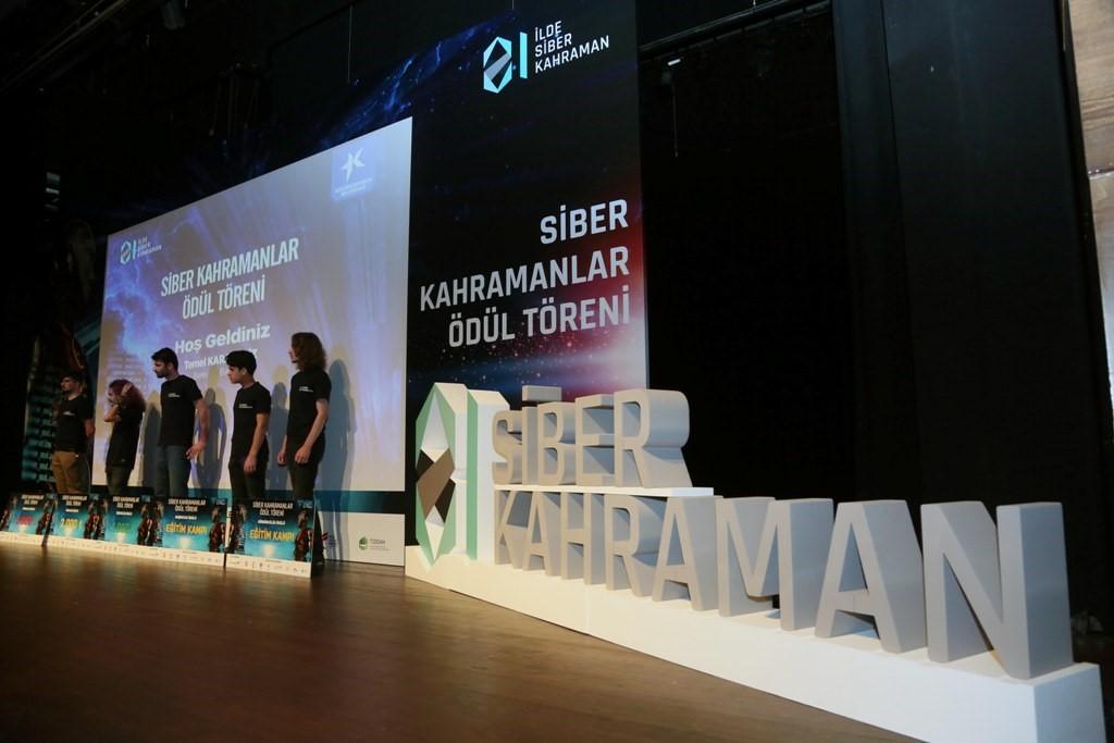 Türk Telekomun Ana Sponsorluğunda Ödül Töreni
