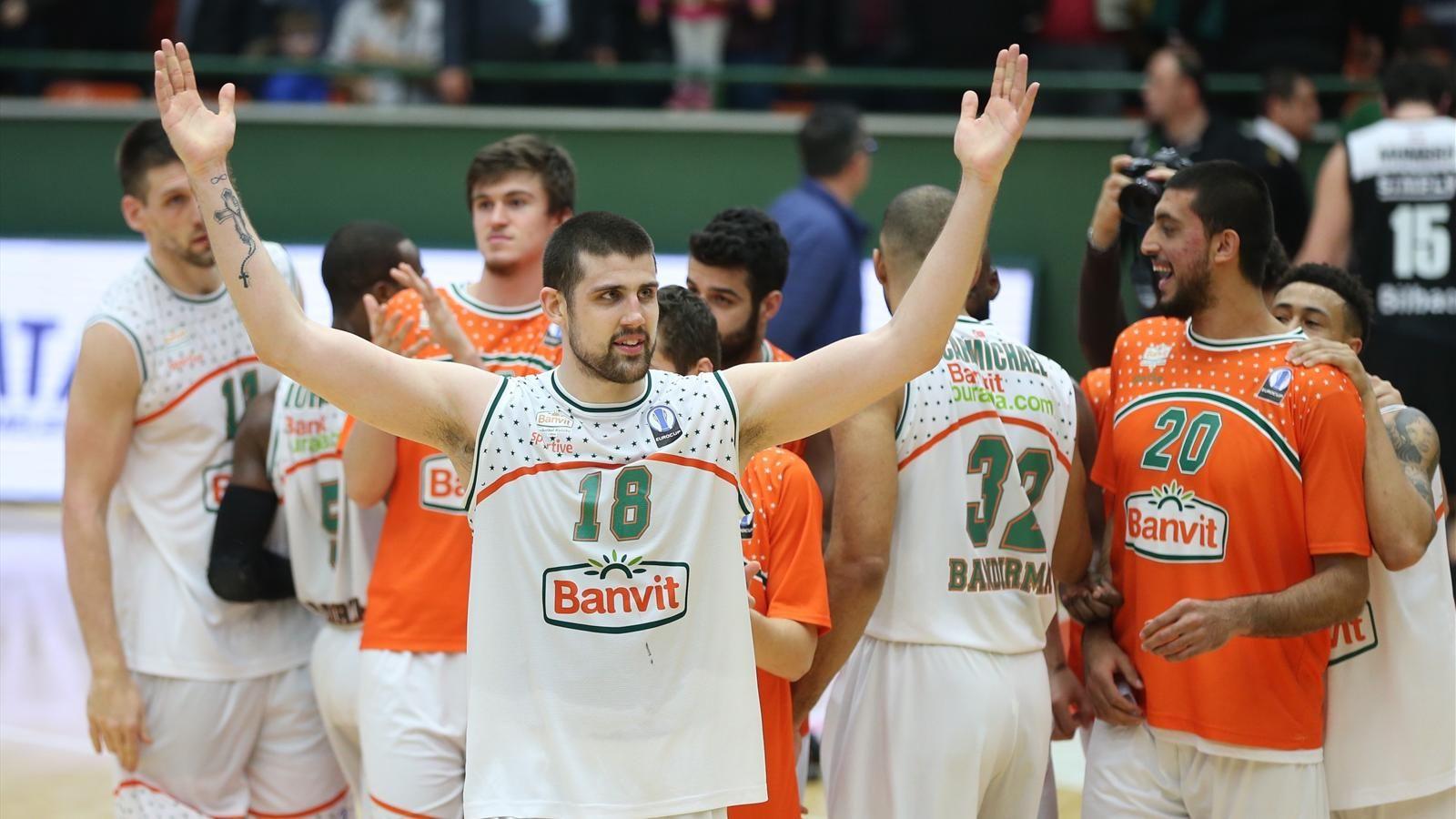 Banvit'ten Basketbol için Sponsorluk Açıklaması