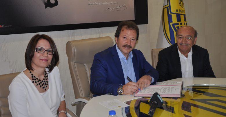 Ankaragücü, Özkaya Tıp Merkezi ile Sağlık Konusunda Anlaştı