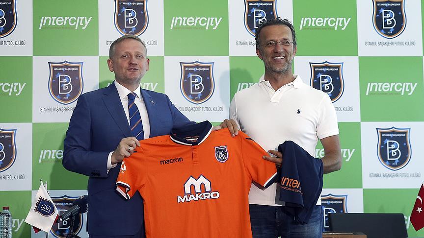 Başakşehir Futbol Kulübü, Intercity ile 3 Yıl Devam Edecek
