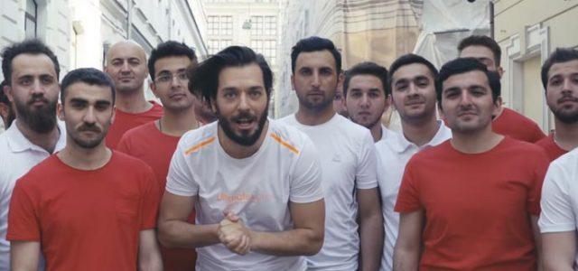 Hayrettin, Kinetix Sponsorluğunda Dünya Kupası'nda Sokak Şakası Yaptı
