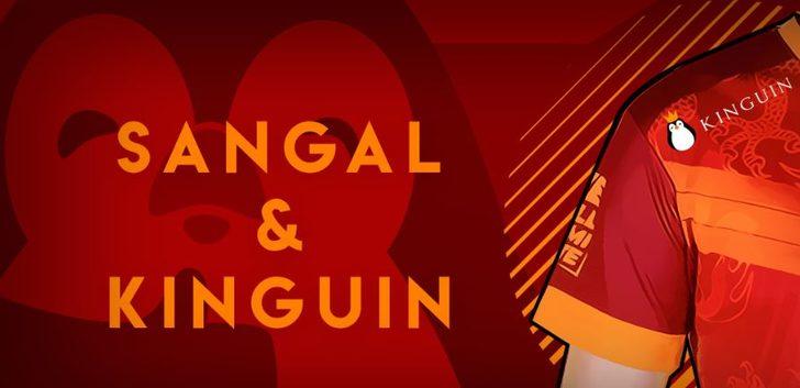 Sangal e-Sports – Kinguin Sponsorluk Anlaşması