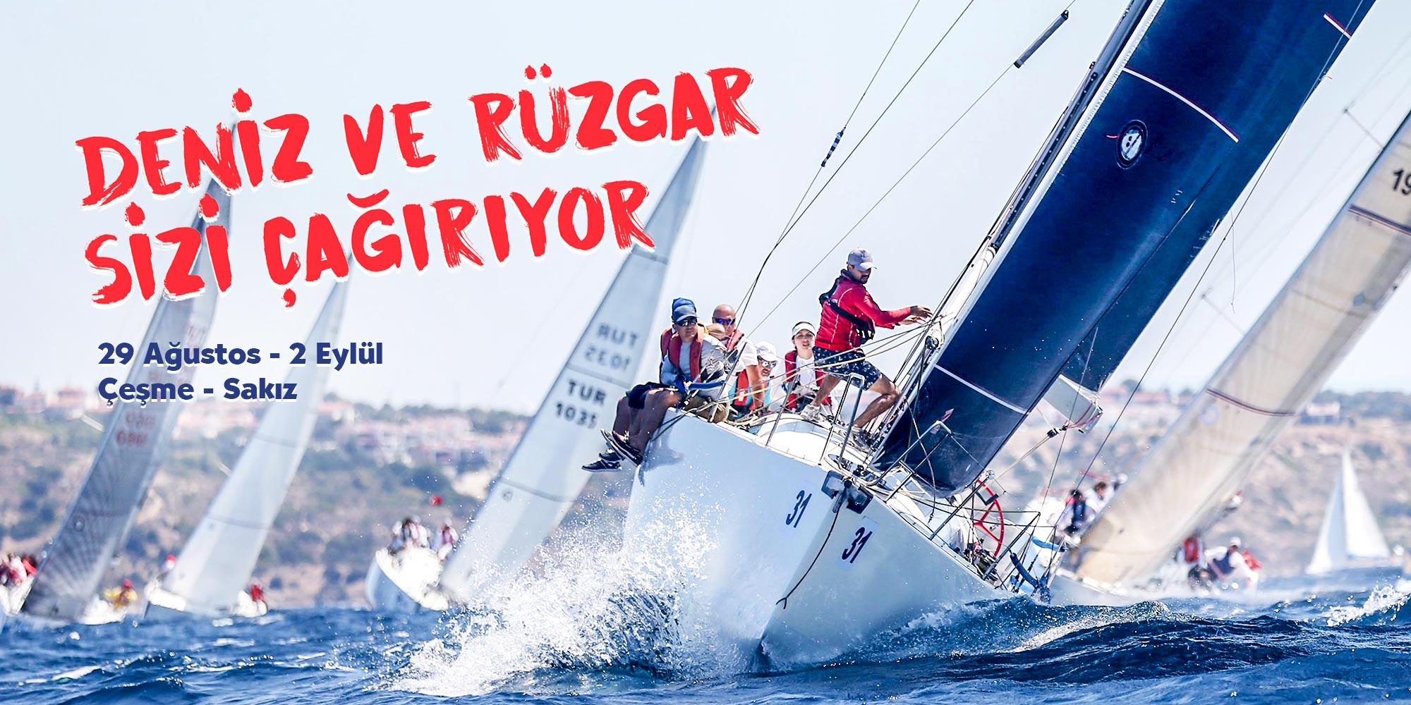Arkas Aegean Link Regatta Sponsorları