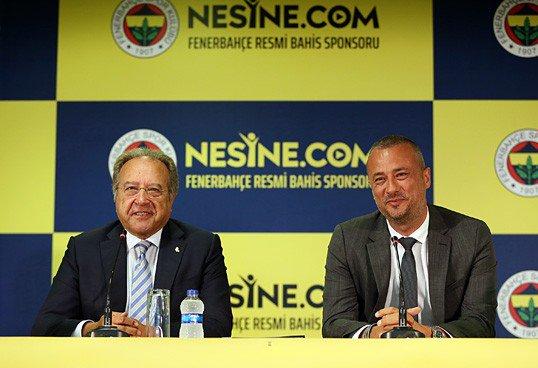 Fenerbahçe – Nesine Resmi Bahis Sponsorluğu Anlaşması Detayları
