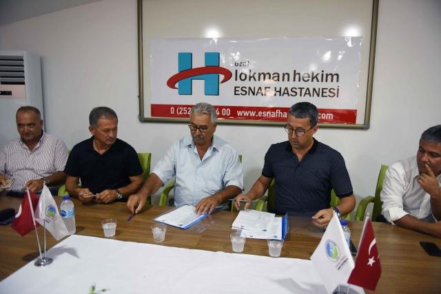 Fethiye Belediyespor Basketbol – Lokman Hekim Esnaf Hastanesi Sponsorluğu
