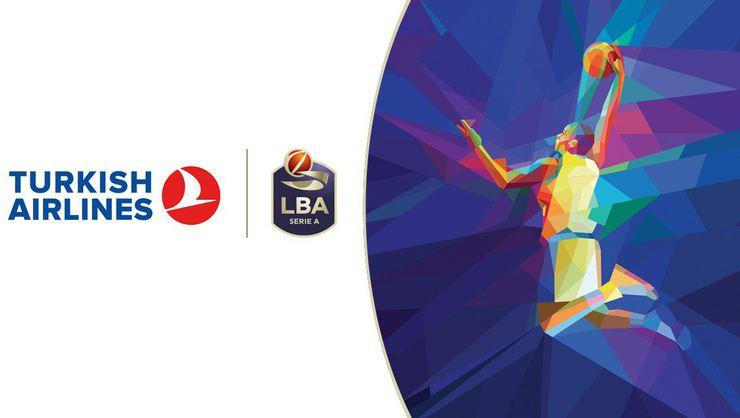 Türk Hava Yolları, İtalya Basketbol Ligi'ne sponsor oldu