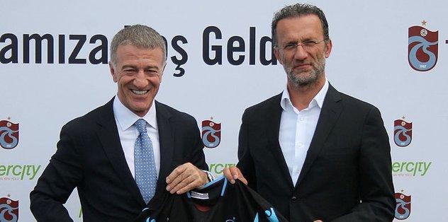 Trabzonspor – Intercity 3 Yıllık Forma Kol Sponsorluğu