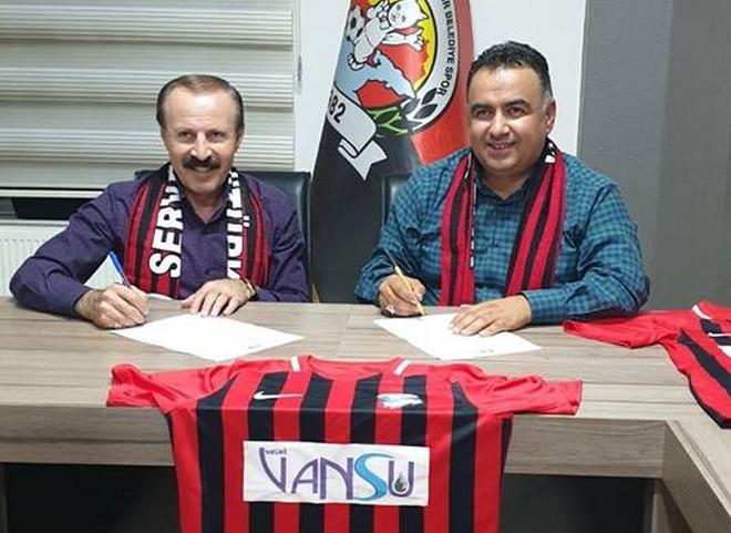 Vanspor, VANSU ile Forma Sponsorluk Anlaşması İmzaladı