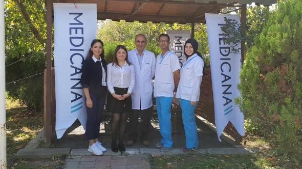 Çocuk Yetenek Şenliği'nin Sağlık Sponsoru Medicana oldu