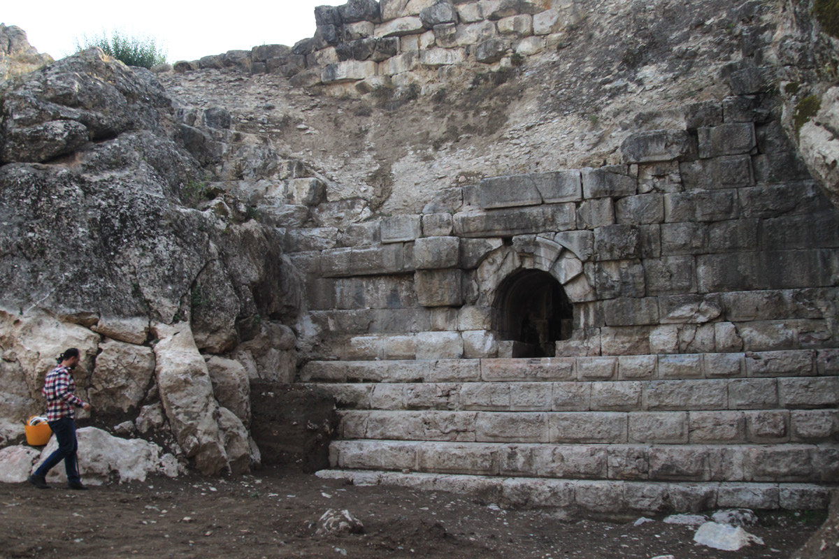 Örükaya Barajı arkeoloji kazılarına Ece Holding sponsor oldu