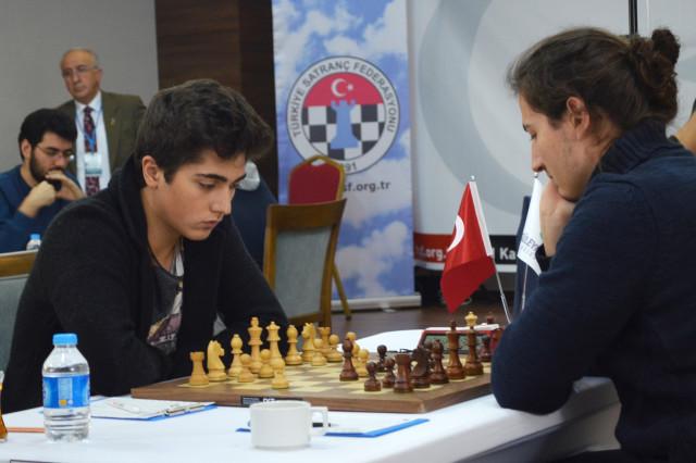 GÜRİŞ, 2018 Türkiye Satranç Şampiyonası'nın Ana Sponsoru Oldu
