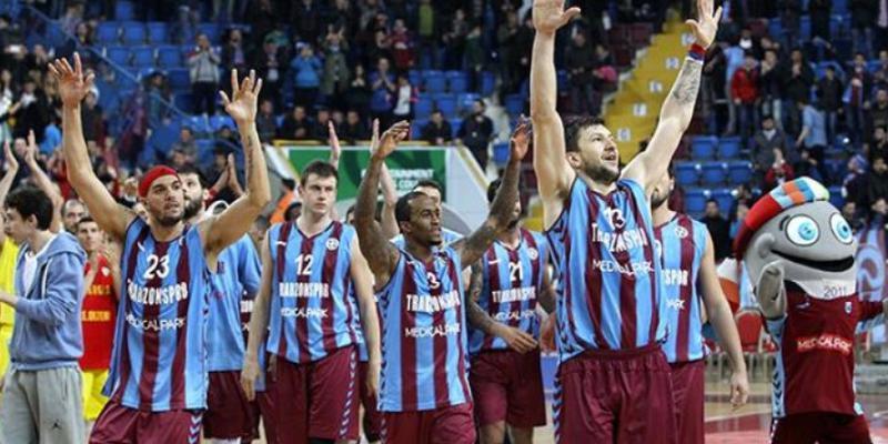 Trabzonspor, Sponsor Bulamadığı için Tahincioğlu Basketbol Süper Ligi'nden Çekildi