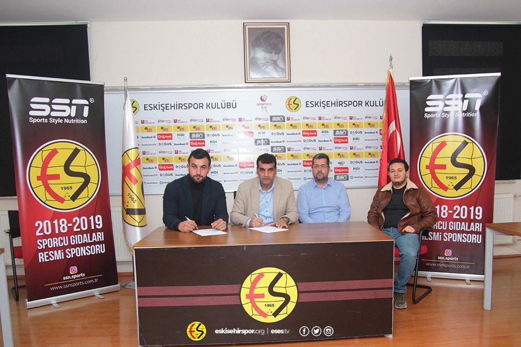 Eskişehirspor – Sports Style Nutrition Gıda Anlaşması