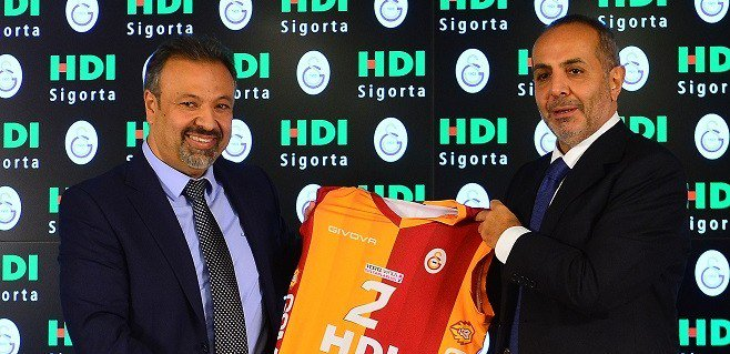 HDI Sigorta Galatasaray Kadın Voleybol Takımı'na İsim Sponsoru Oldu